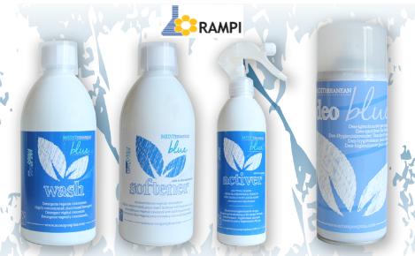 Detergenti e prodotti per lavanderie Rampi a Cagliari, Sardegna