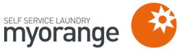 lavanderia self service, moving laundry, my orange